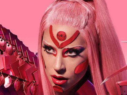 Lady Gaga en un fotograma de su nuevo vídeo.