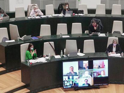"""La dimisión de una concejal """"frustrada"""" escenifica las diferencias internas de Más Madrid"""