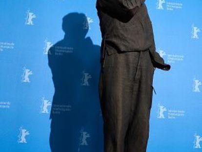 Wim Wenders, en el Festival de Cine de Berlín.