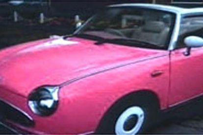 Imagen del coche comprado por el menor