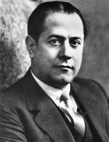 José Raúl Capablanca, a mediados de los años treinta.