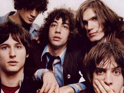 The Strokes, en una imagen de archivo.