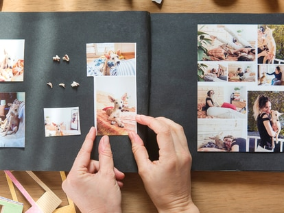 Muchos de ellos incluyen pegatinas y recortables para personalizarlos. GETTY IMAGES.