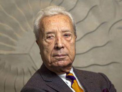 El pensador y ensayista francés Marc Fumaroli.