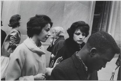 New York, ca. 1960, de Garry Winogrand.