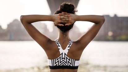 Elegir un buen sujetador deportivo es importante para no sufrir rozaduras o asegurar una sujeción correcta. GETTY IMAGES