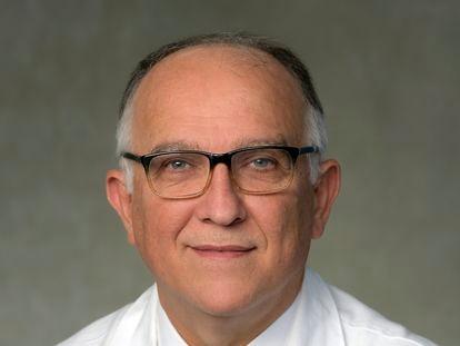 El médico Pablo Tebas, investigador de la Universidad de Pensilvania (EE UU).