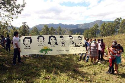 Más de 100 indígenas tolupanes han sido asesinados por la defensa de sus bosques, según denuncia el Movimiento Amplio por la Dignidad y la Justicia (MADJ)