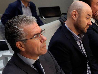 La Audiencia Nacional celebra el primer juicio del caso Púnica contra Francisco Granados.