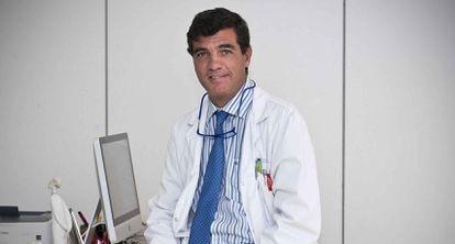 José Luis Zamorano, profesor y jefe del Servicio de Cardiología del Hospital Ramón y Cajal de Madrid.