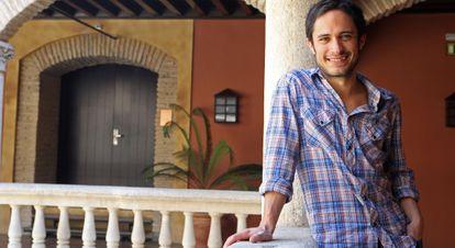 Gael García Bernal, en una foto de 2008.