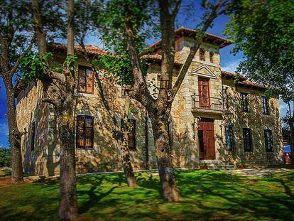 La casa de Toledo de la serie de Netflix está en realidad en Torrelodones (Madrid).