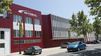 Sede de la multinacional valenciana Istobal, radicada en L'Alcúdia.