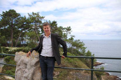 Luis de Lecea ha participado esta semana en los cursos de verano de la UIMP en Santander