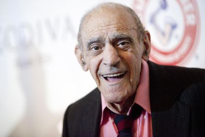 Abe Vigoda, en Nueva York en una imagen de mayo de 2012.