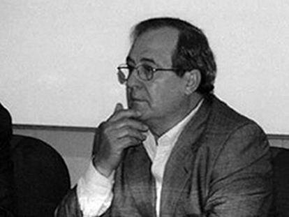 El catedrático de Derecho Constitucional Miguel Ángel Aparicio.