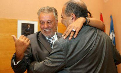 El nuevo alcalde de Torredembarra, el socialista Enric Granjel.