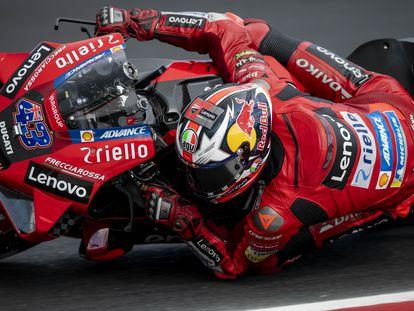 Pecco Bagnaia, piloto de Ducati.