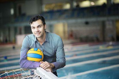 Gabriel Hernández, seleccionador español de waterpolo.