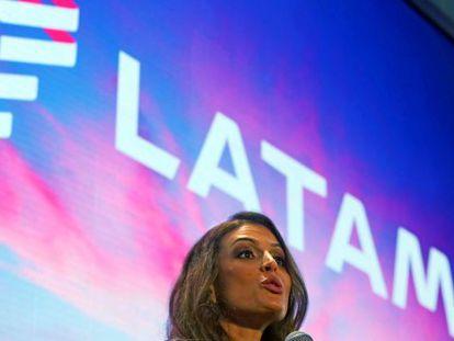 Claudia Sender, presidenta de TAM.