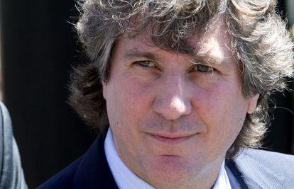 El presidente argentino en funciones, Amado Boudou.