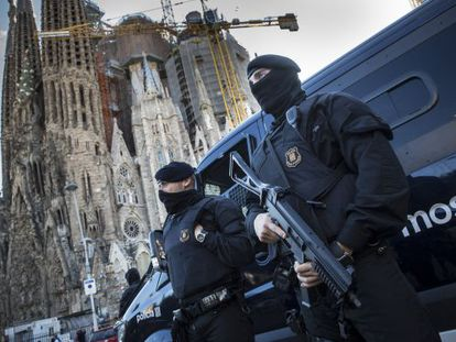 Interior refuerza los controles antiterroristas en puntos clave