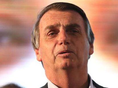 Jair Bolsonaro acusa de fraude electoral al Partido de los Trabajadores de Lula
