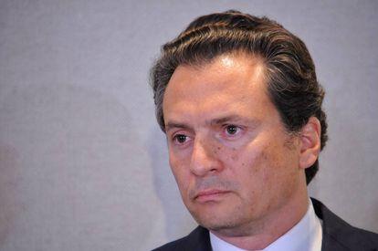 El exdirector de Pemex, Emilio Lozoya.