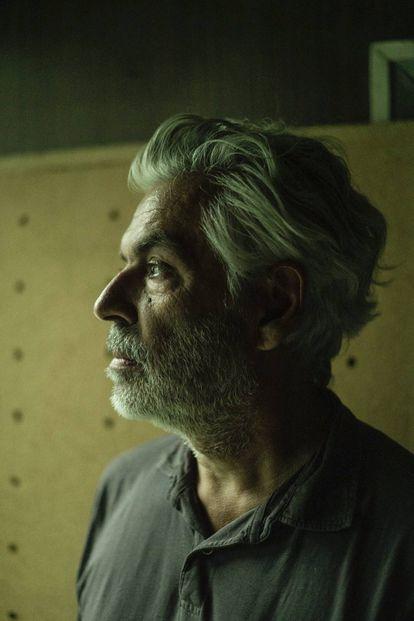 El director de cine Pedro Costa.