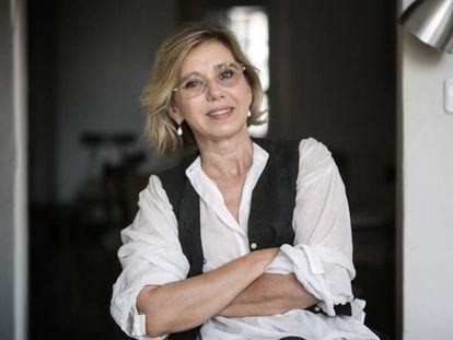 La escritora italiana Concita De Gregorio.