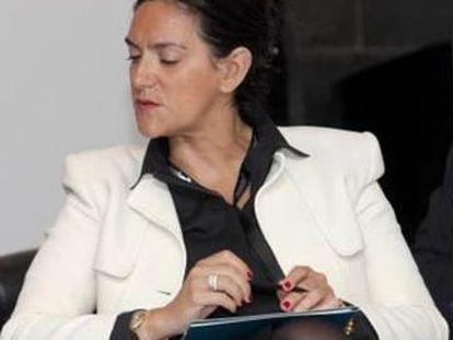 Beatriz García Paesa, implicada en el caso.