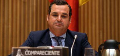 Leopoldo González-Echenique, exdirector de RTVE.