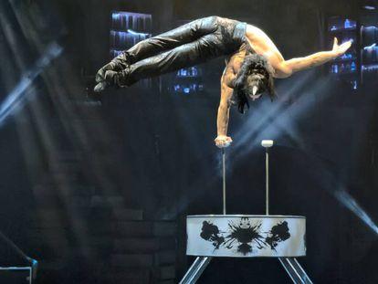 Escena del espectáculo El circo mágico, que se presentará en Ifema estas Navidades.