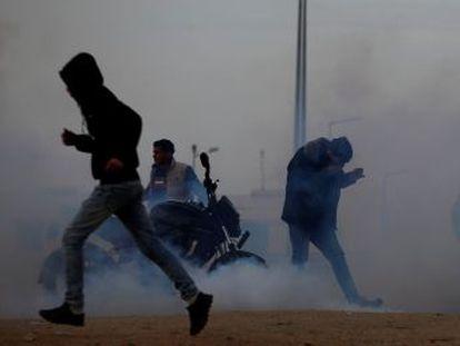 Los gazatíes están convocados este sábado a participar en protestas masivas. El Ejército se despliega en torno a la Franja