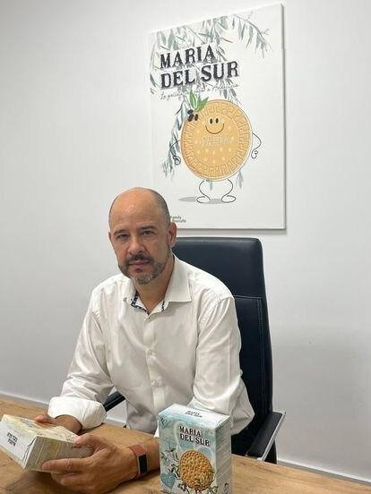 Félix Gullón, creador de Family Biscuits.