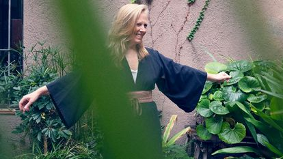 La sencillez, elegancia y carácter único del quimono inspiró a Cristina Güell y Emilio Lecuona a crear su propia versión de la prenda japonesa.