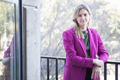 La secretaria de Estado de Energía, Sarah Aagsen, en una imagen cedida por el Ministerio de Transición Ecológica.