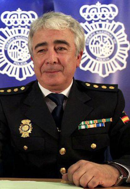 Comisario Manuel Vázquez López.