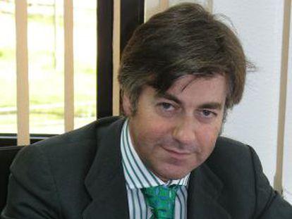 Emilio Díaz, secretario regional de Escuelas Católicas de Madrid.