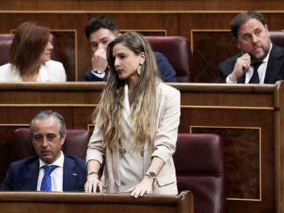 """La hasta ahora parlamentaria por Baleares asegura que en el partido de Abascal """"no te dejan disentir"""""""