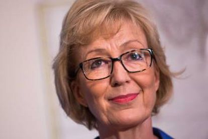 Andrea Leadsom.