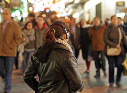 El 85% de los adolescentes menores de 15 años es usuario de un reproductor MP3, uno de los productos de ocio más vendidos.