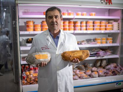 Bartolo Rodríguez, en las instalaciones de Sabores de Paterna.
