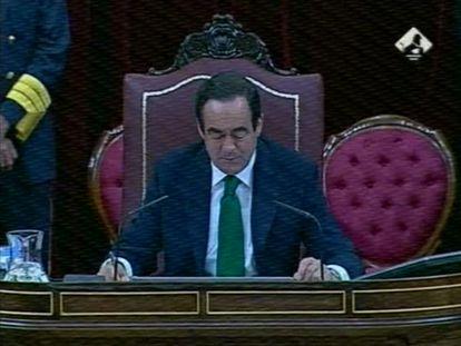 José Bono se despide del Congreso de los Diputados