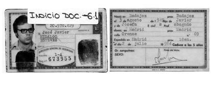 Otro DNI encontrado en una de las casas de Villarejo, un ático de Estepona (Málaga), con otra de las identidades que se sospecha que usó el comisario, según avanzó eldiario.es.