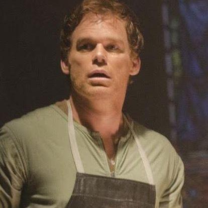 Michael C. Hall, en 'Dexter'.