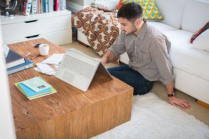 El 76% de los empleados trabaja desde casa, y este formato se implantará más en el futuro, según un estudio realizado por HP.