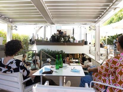 La terraza del Thyssen acoge la quinta edición de #AperitivosThyssen.