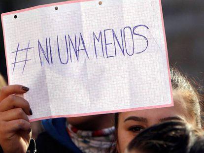 Una concentración en Alicante contra una agresión sexual.