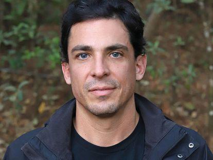 El escritor mexicano Juan Patricio Riveroll.